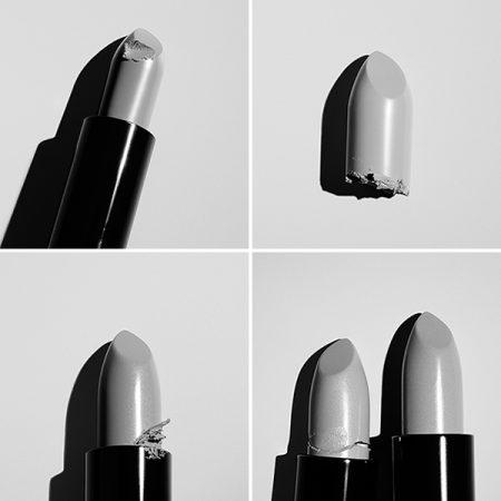contemporary art london bw lipstick photography all